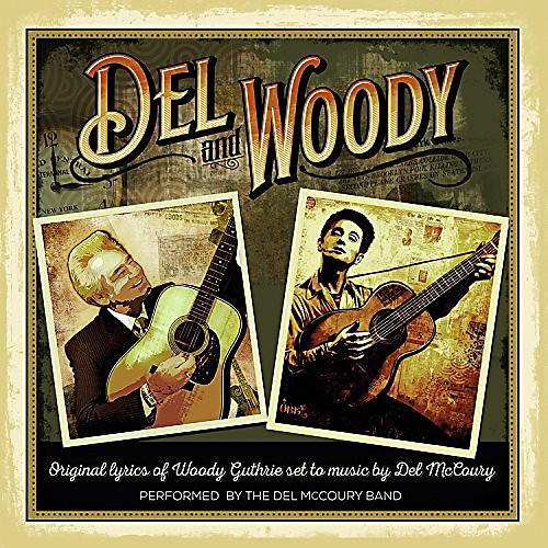 Alliance Del McCoury - Del & Woody