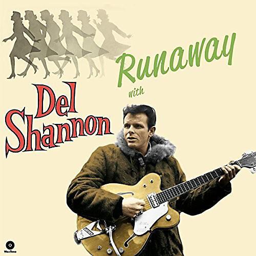 Alliance Del Shannon - Runaway with Del Shannon + 4 Bonus Tracks