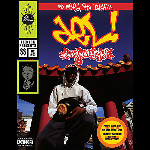 Alliance Del the Funky Homosapien - No Need for Alarm