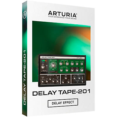 Arturia Delay TAPE-201 (Software Download)