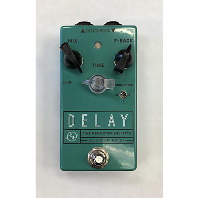 Cusack DelayTME Effect Pedal