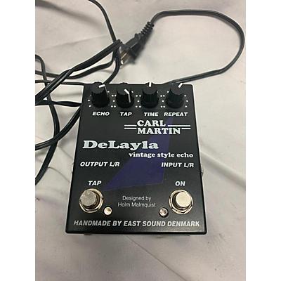 Carl Martin Delayla Effect Pedal