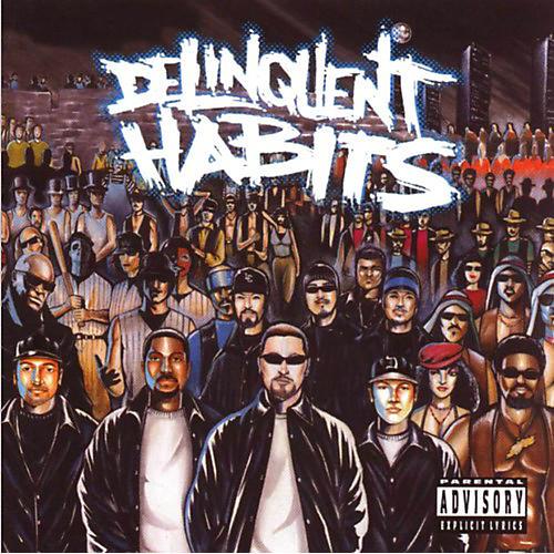 Alliance Delinquent Habits - Delinquent Habits (Gold Vinyl)