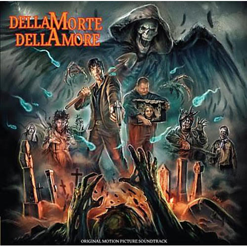 Alliance Dellamorte Dellamore (Original Soundtrack)
