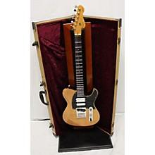 Dean Zelinsky Dellatera Z-glide Custom Flame Top Solid Body Electric Guitar