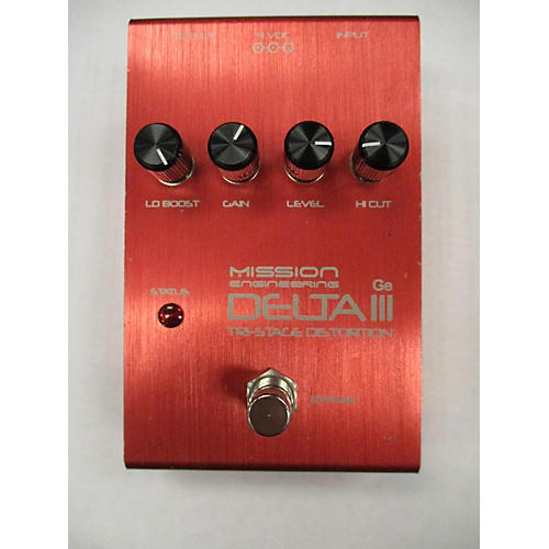 Mission Engineering Delta 3 Effect Pedal