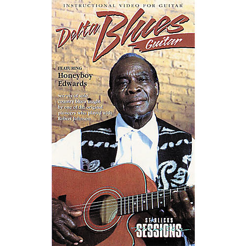 Hal Leonard Delta Blues Guitar Video