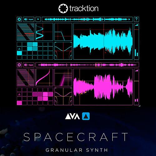 Tracktion Delta-V Audio SpaceCraft (Download)
