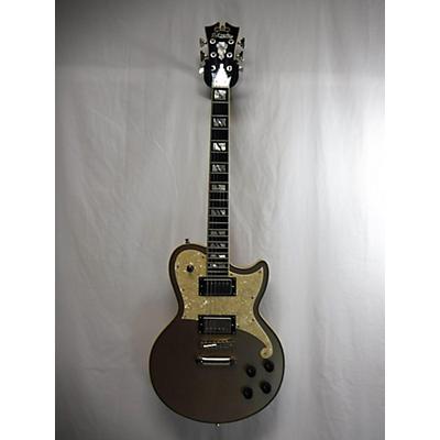 D'Angelico Deluxe Atlantic Solid Body Electric Guitar