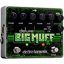 Open BoxElectro-Harmonix Deluxe Bass Big Muff Pi Distortion Effects Pedal
