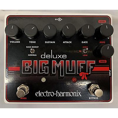 Electro-Harmonix Deluxe Big Muff Distortion Effect Pedal