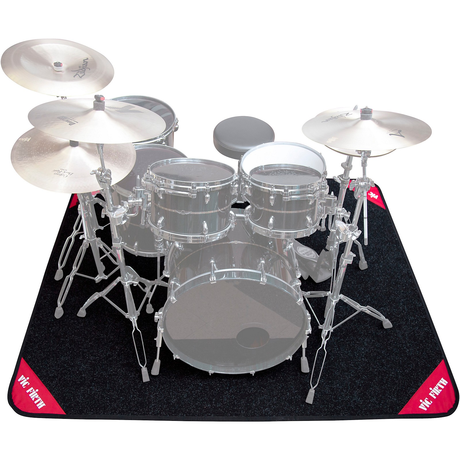 Vic Firth Deluxe Drum Rug