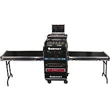 Open BoxOdyssey Deluxe Dual Table Glide Style Combo Rack