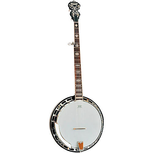 Morgan Monroe Deluxe Duelington Banjo with Maple Resonator With High Gloss Finish