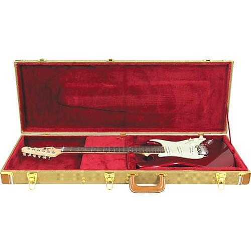 Musician's Gear Deluxe Electric Guitar Case