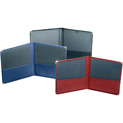Deer River Deluxe Grand Concert Band Folio Red