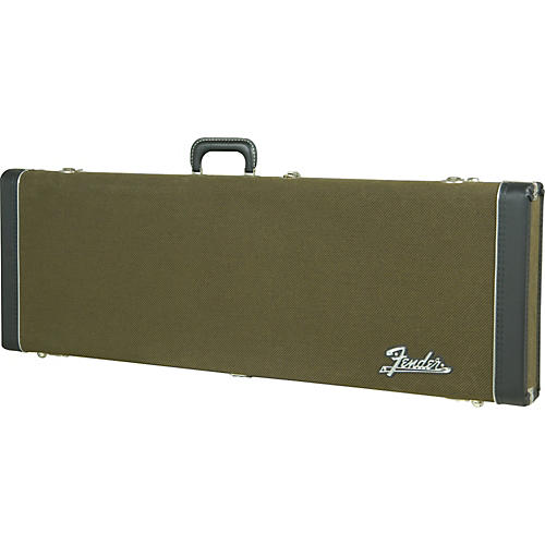 fender deluxe hardshell electric guitar case for strat tele musician 39 s friend. Black Bedroom Furniture Sets. Home Design Ideas