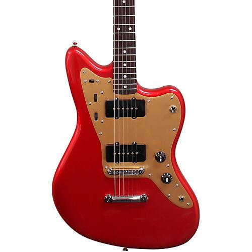 Squier Deluxe Jazzmaster ST Rosewood Fingerboard Electric Guitar