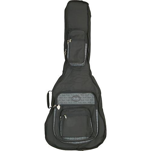 Fender Deluxe Jumbo Acoustic Bass Guitar Gig Bag