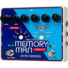 Open BoxElectro-Harmonix Deluxe Memory Man 1100-TT Guitar Effects Pedal
