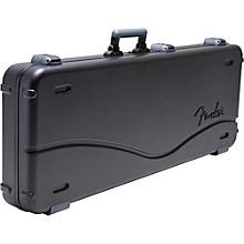 Open BoxFender Deluxe Molded ABS Jaguar/Jazzmaster Guitar Case