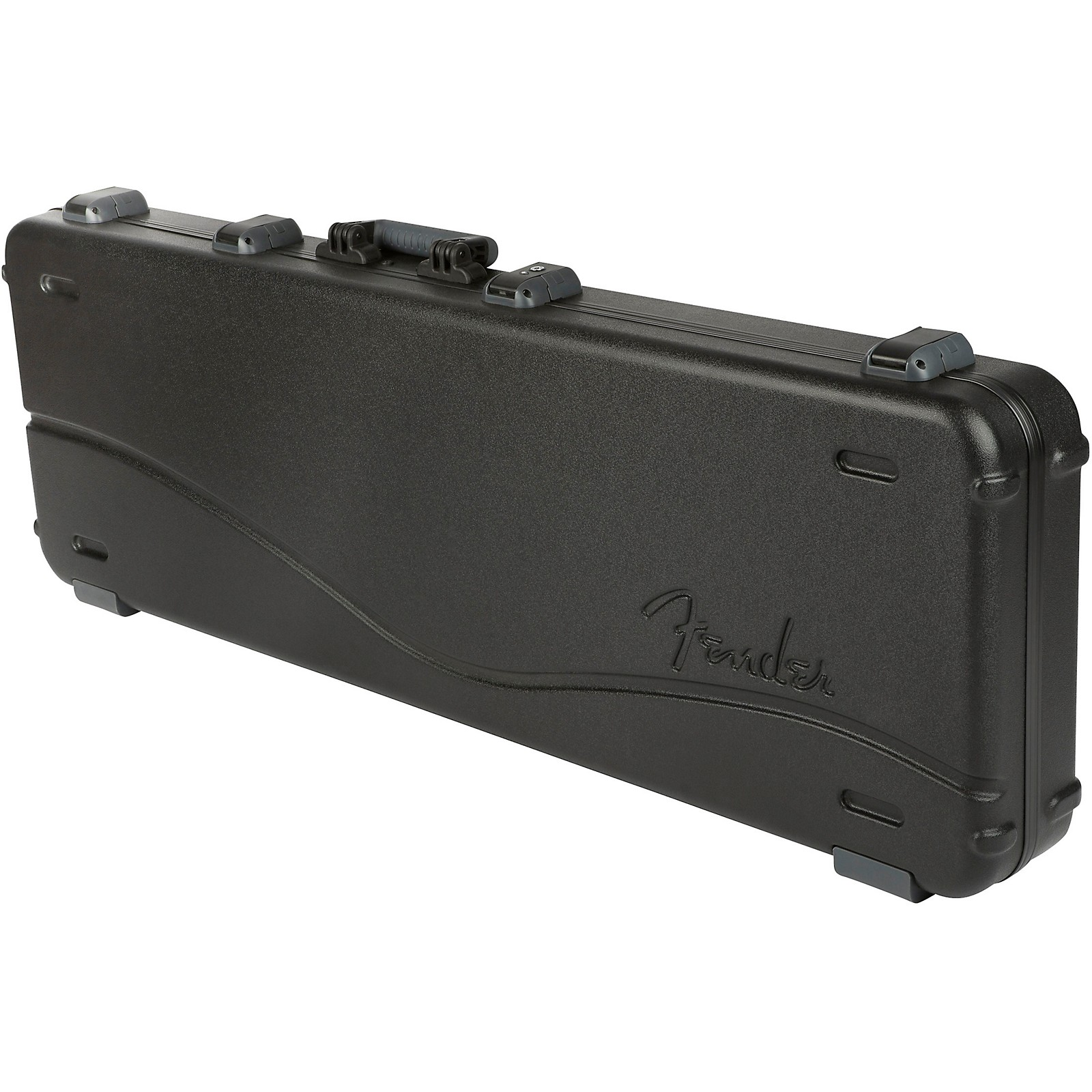 Fender Deluxe Molded ABS P/J Bass Guitar Case