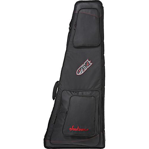 Jackson Deluxe Multi-Fit Gig Bag for King V/Rhoads/Kelly/Warrior Electric Guitar