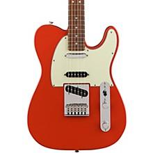 Deluxe Nashville Telecaster Pau Ferro Fingerboard Fiesta Red