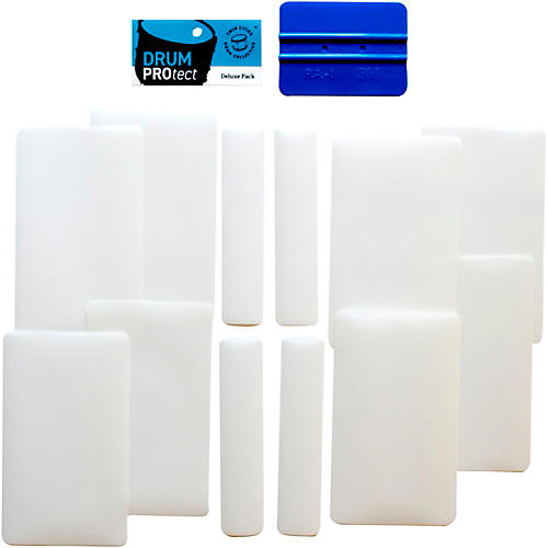 Drum PROtect Deluxe Pack Protective Film
