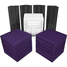 Deluxe Plus Roominator Kit Charcoal/Purple