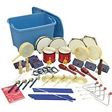 Deluxe Rhythm Band Sets Rb48 - 40 Student Set