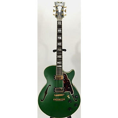 D'Angelico Deluxe SS Series Hollow Body Electric Guitar