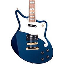 Open BoxD'Angelico Deluxe Series Bedford Electric Guitar with Stopbar Tailpiece