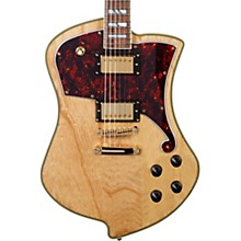 D'Angelico Deluxe Series Ludlow Swamp Ash Electric Guitar with Stopbar Tailpiece