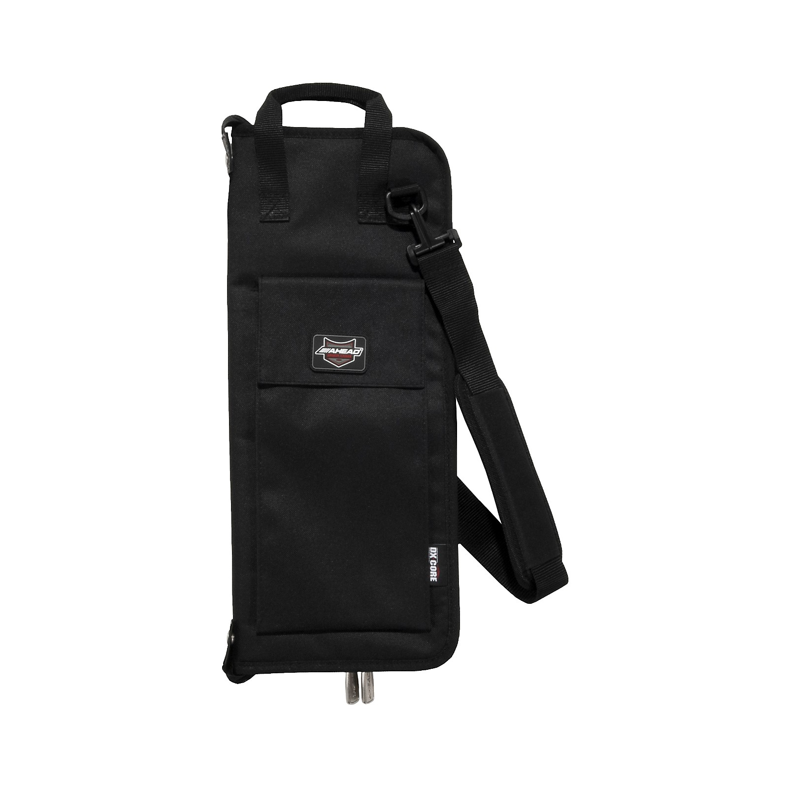 Ahead Armor Cases Deluxe Standard Stick Case with Shoulder Strap