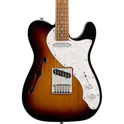 Fender Deluxe Telecaster Thinline Pau Ferro Fingerboard Electric Guitar
