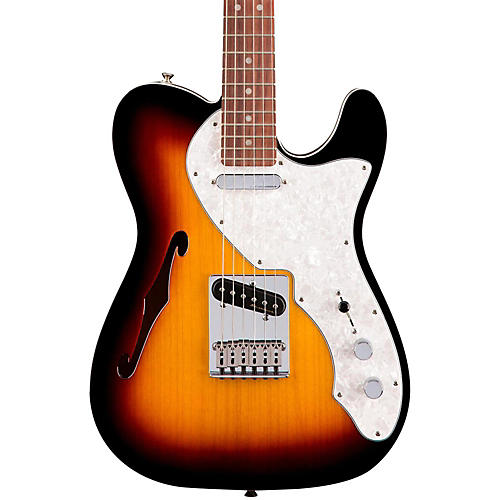 fender deluxe thinline telecaster rosewood fingerboard musician 39 s friend. Black Bedroom Furniture Sets. Home Design Ideas