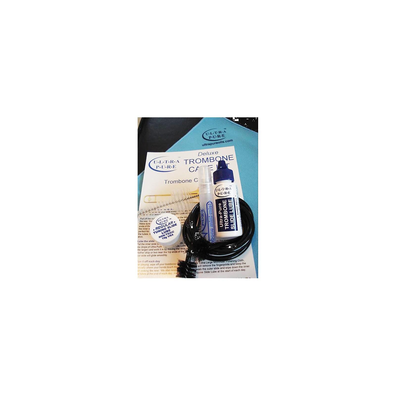 Ultra-Pure Deluxe Trombone Care Kit