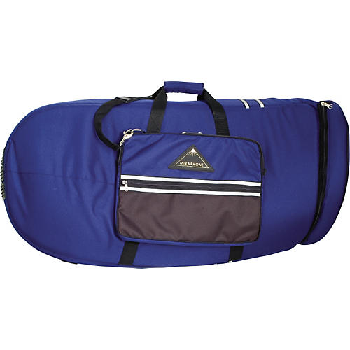 Miraphone Deluxe Tuba Gig Bags Fits Eb and F Tubas