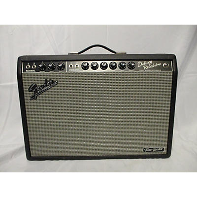 Fender Deluxe Twin Reverb Tone Master Guitar Combo Amp