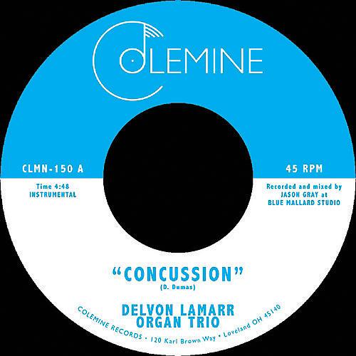 Alliance Delvon Lamarr Organ Trio - Concussion / Memphis