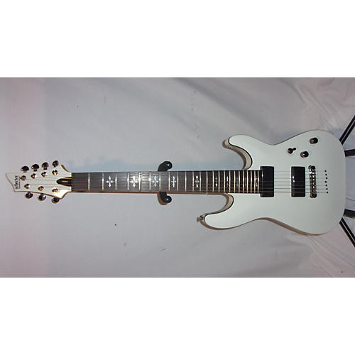 Demon 7 String Solid Body Electric Guitar
