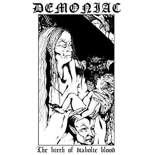 Alliance Demoniac - Birth Of Diabolical Blood