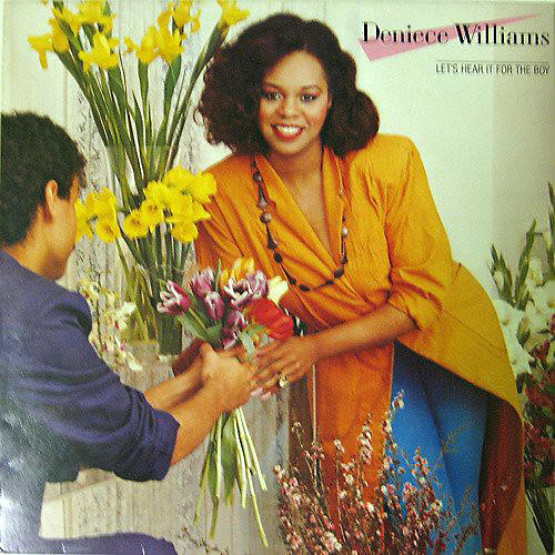 Alliance Deniece Williams - Lets Hear It for The/Dancing in the Sheets