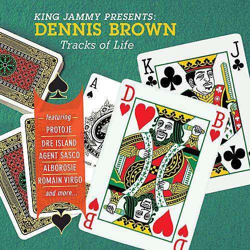 Alliance Dennis Brown - King Jammy Presents: Dennis Brown Tracks Of Life