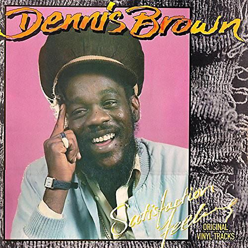 Alliance Dennis Brown - Satisfaction Feeling