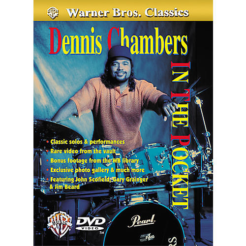 Alfred Dennis Chambers: In The Pocket (DVD)