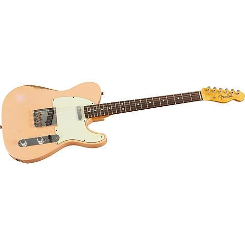 fender custom shop dennis gaulszka masterbuilt 1963 telecaster light relic electric guitar. Black Bedroom Furniture Sets. Home Design Ideas