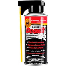 CAIG DeoxIT D5S-6 Spray, Contact Cleaner / Rejuvenator, 5 oz.