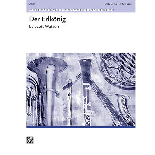 Alfred Der Erlk¶nig Concert Band Grade 2